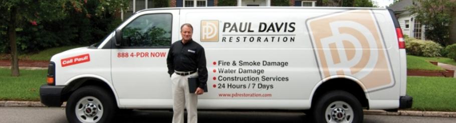Paul Davis Restoration Photos