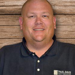 Chris Ford, Roofing Supervisor