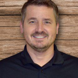 Kevin Wharton, Marketing Director